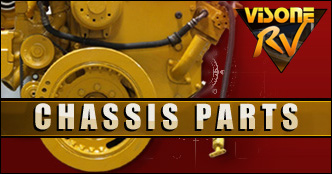 RV Chassis Parts CATERPILLAR DIESEL ENGINE | CAT 350HP C7 7.2L 2004 FOR SALE